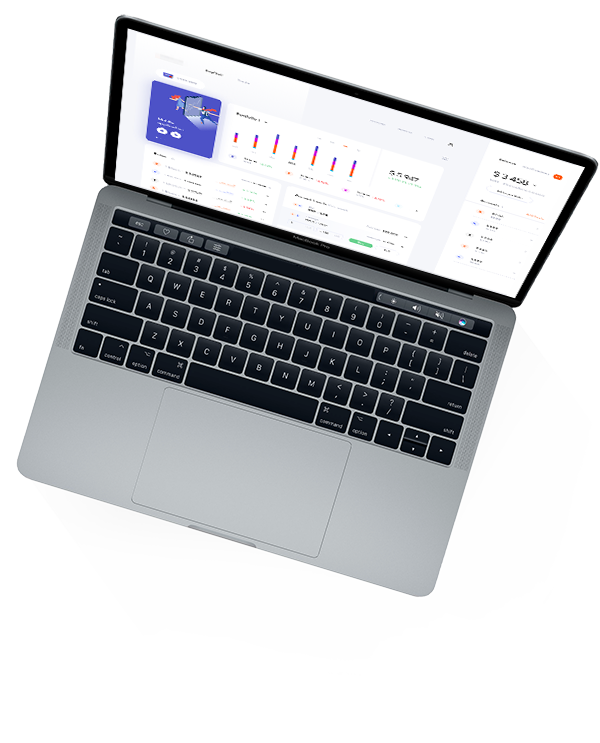 Laptop - App Bookings