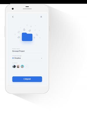 Iphone - App manejo de archivos